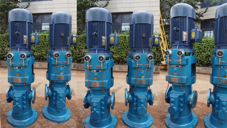SNS三螺杆泵产品展示