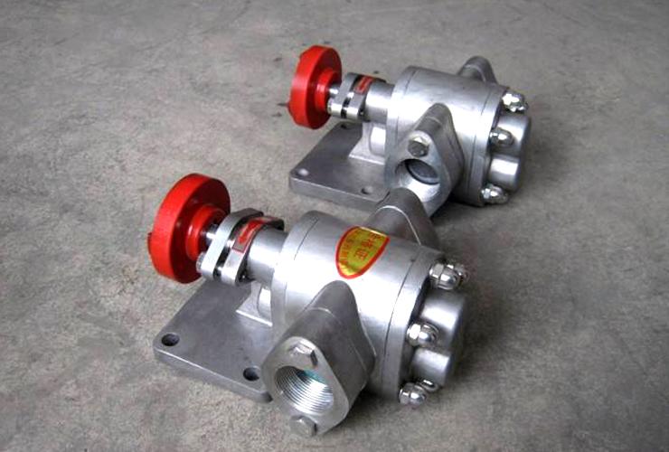 不锈钢齿轮泵KCB不锈钢齿轮泵正确使用与快速维护要点