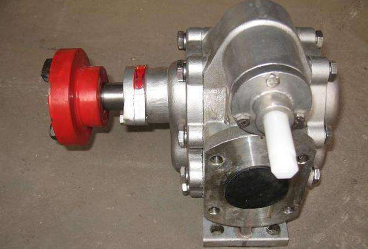 KCB不锈钢齿轮泵泵头