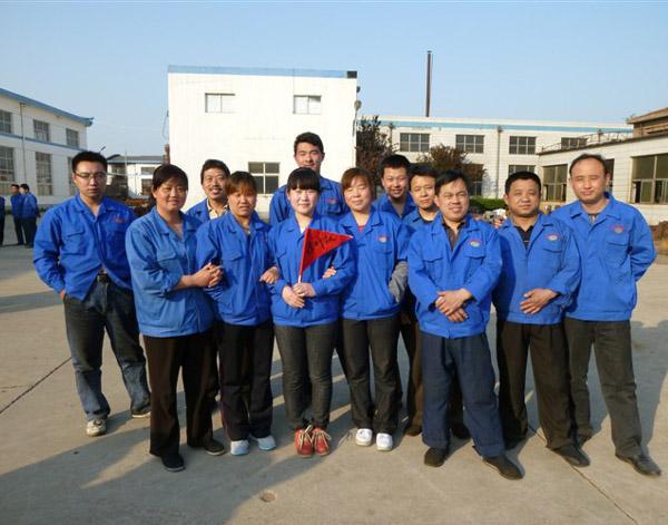 远东螺杆泵团队