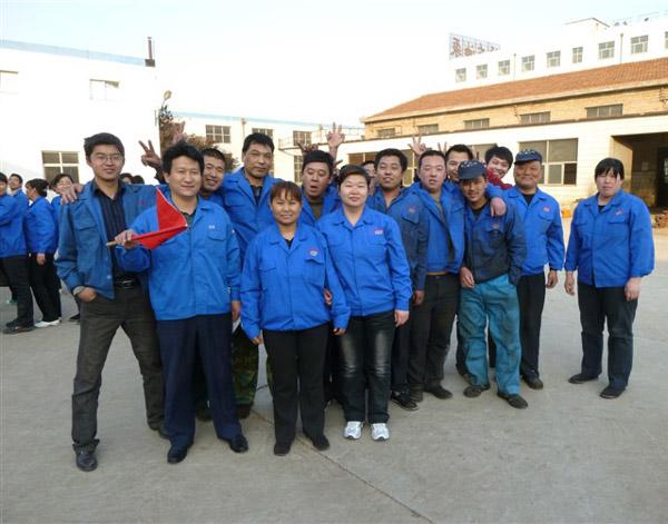 远东齿轮泵团队