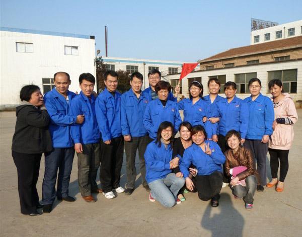 远东技术部团队