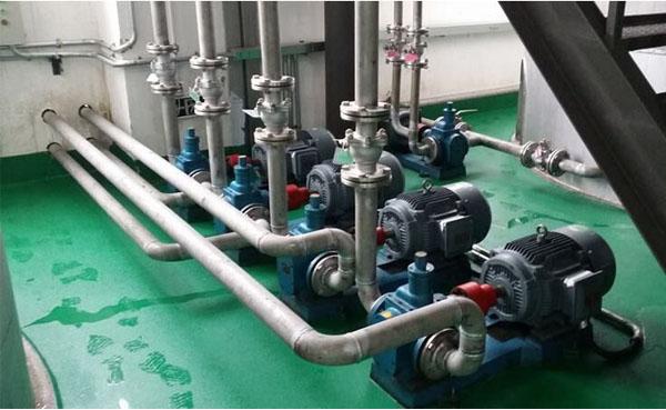 泊头远东YCB-20圆弧齿轮泵维修指导及性能曲线