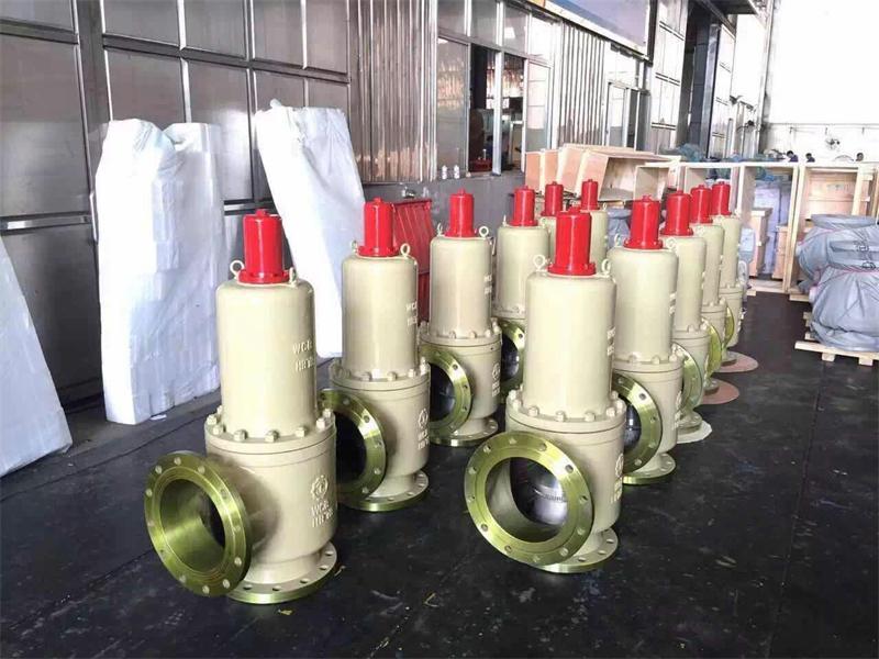 天津螺杆泵管路安全阀的调节方法及使用
