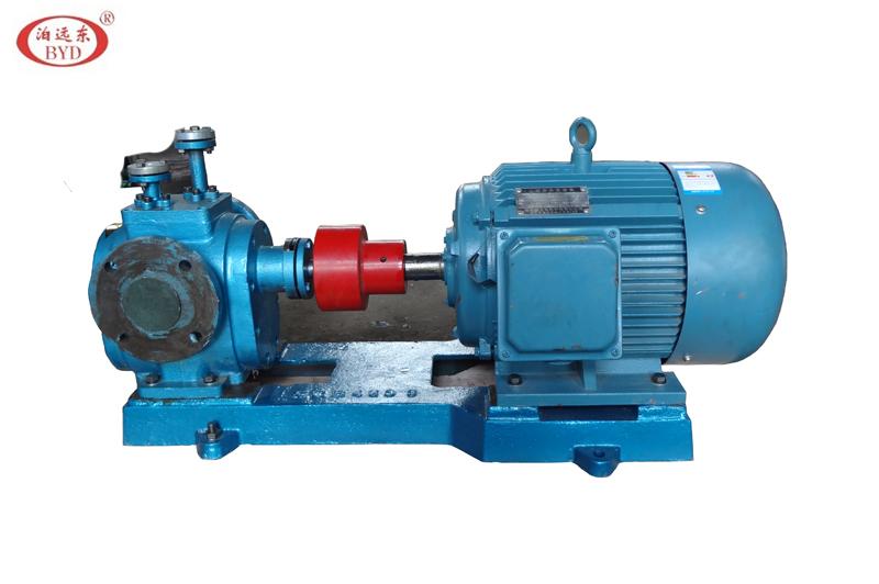 RCB沥青保温泵安装的的五个注意事项