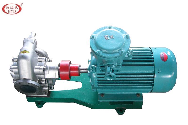 泊头泵业不锈钢齿轮泵容易出现哪些问题
