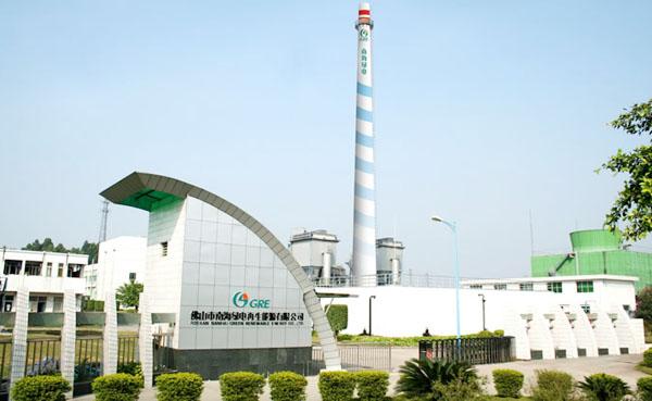 佛山南海绿电垃圾焚烧发电项目选定远东SNH120R42E6.7W23螺杆泵案例
