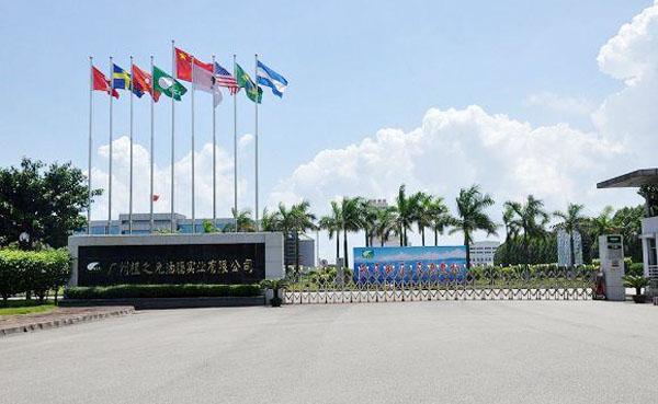 广州东凌粮油卸车泵用远东圆弧齿轮泵案例