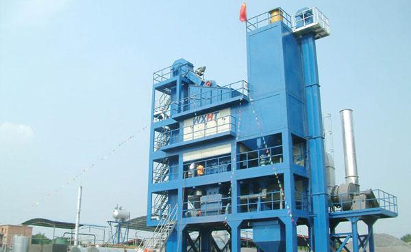 广州路翔股份沥青搅拌站输送沥青选用远东沥青保温泵案例