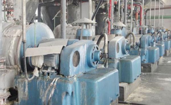 重庆江北机械HR500-N型离心机配套远东三螺杆泵案例