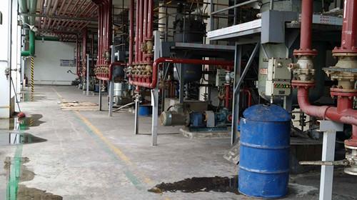 远东树脂输送泵树脂卸车泵在广东珠江化工现场案例