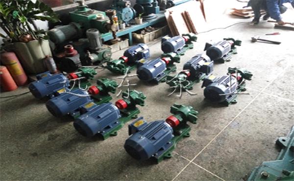 远东牌柴油机润滑油泵优质的工业泵生产厂商