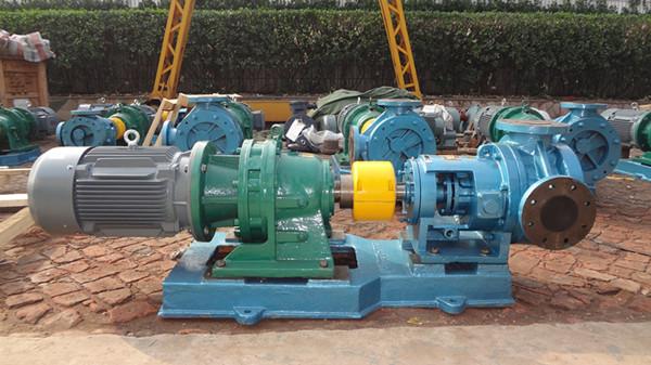 远东NYP高粘度泵在改性沥青输送泵行业部分用户案例