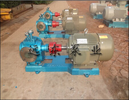 保温沥青泵是防水行业必不可少的输送泵