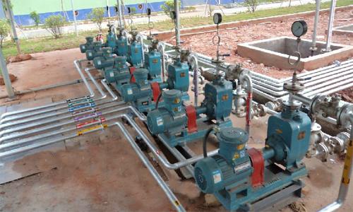船用扫仓泵,卸油泵选什么泵好?远东CYZ自吸式离心泵