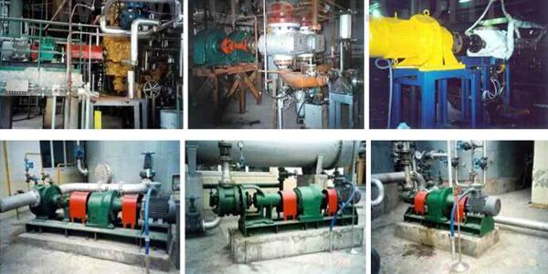 德州某树脂化工厂使用远东双螺杆泵输送树脂胶液