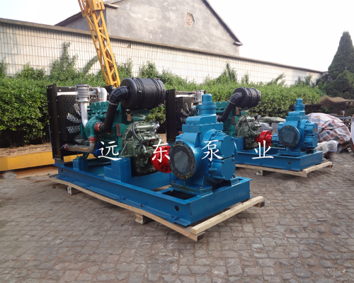 KCB-1600柴油机带动齿轮泵-远东泵业