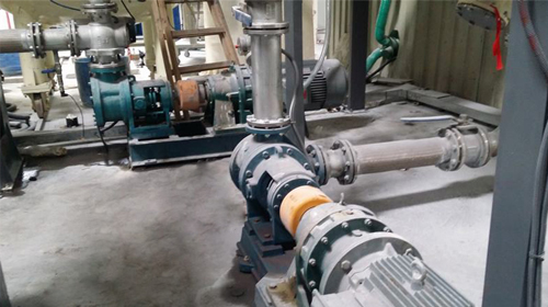金嘉辉硅胶6000L基料出料泵和基料循环泵