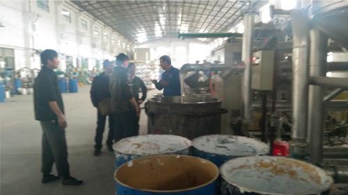 硅酮玻璃胶泵107胶输送泵工艺流程交流