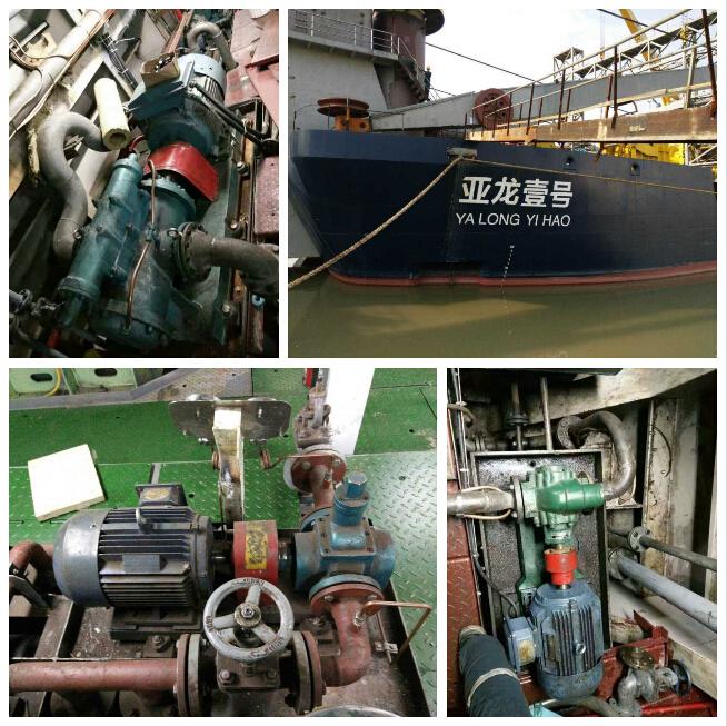 轻柴油输送用哪种齿轮油泵