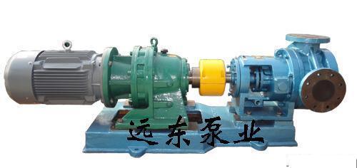 远东NYP高粘度树脂泵的常见故障