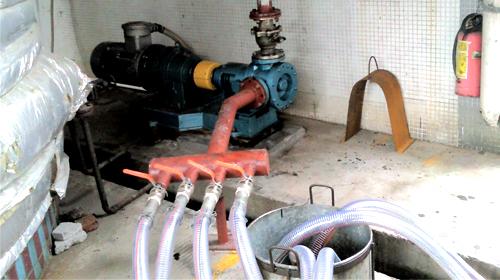 高粘度物料抽桶泵解决 企业招工难