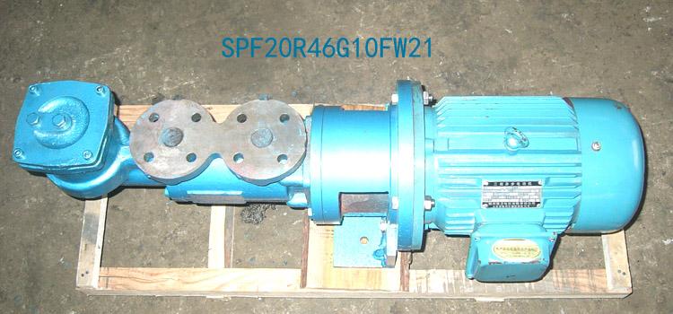 燃烧器供油泵SPF20R46G10W21