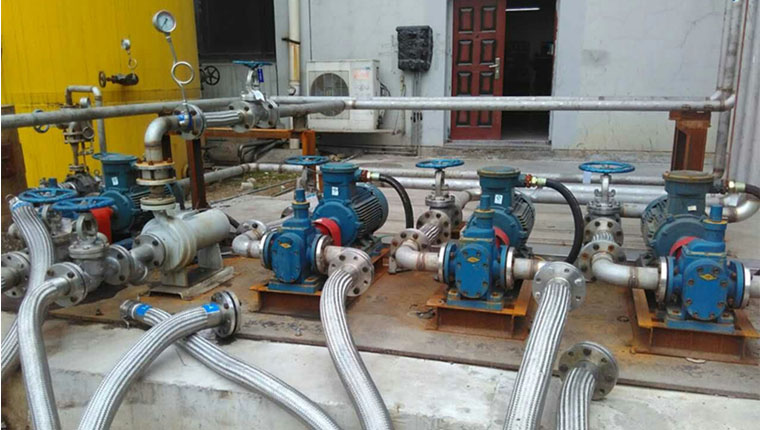 【佛山】低粘度环氧树脂泵专用YCB30/0.6圆弧齿轮泵-厂家直销