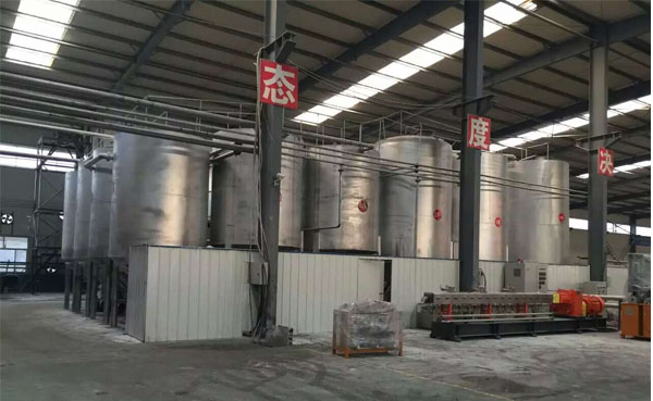 山东飞度胶业环保玻璃胶输送泵指定远东高粘度泵