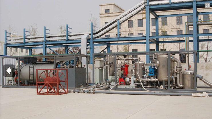北京均友信科技有限公司项目添加剂输送泵采用远东KCB不锈钢齿轮泵