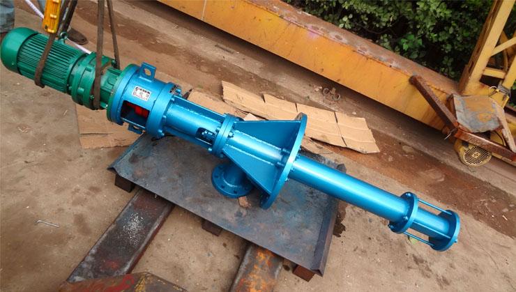用于井下采油螺杆泵的主要结构型式