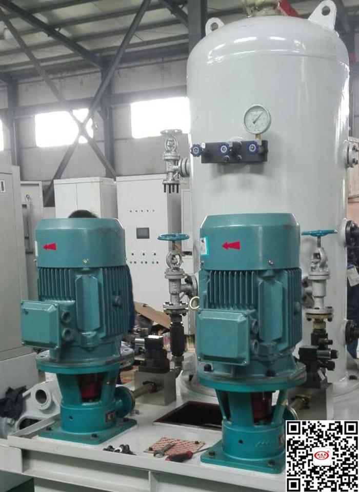 四川米格水电站调速器油泵选用远东3GR70X3C2螺杆泵