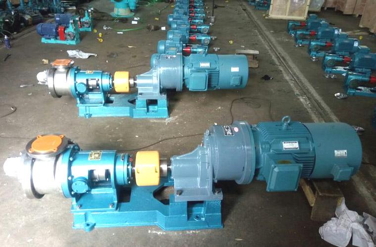 VVIKING PUMP 威肯高粘度齿轮泵远东引进技术生产替代