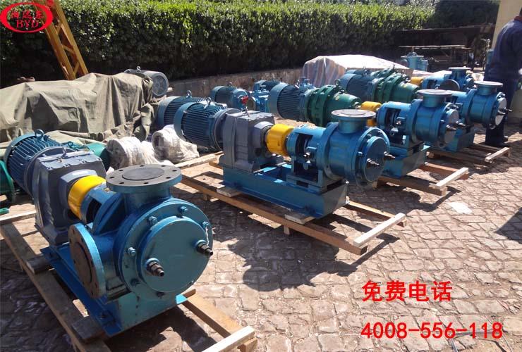 东方雨虹专用保温沥青泵NYP220B-RU-M1-J-W12