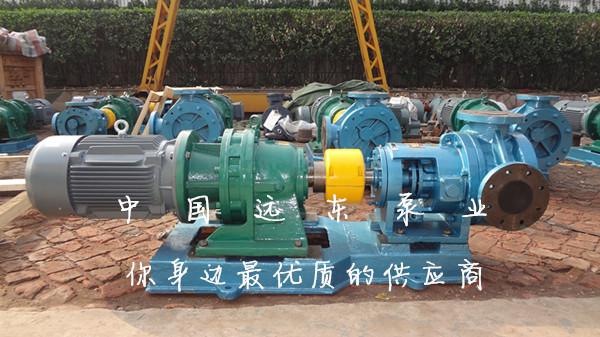 橡胶转子泵专业生产厂家