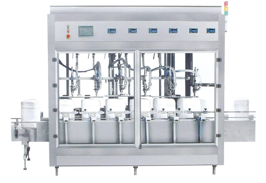 祝贺广州和一自动化设备原子灰灌装机配套远东NYP50B高粘度泵
