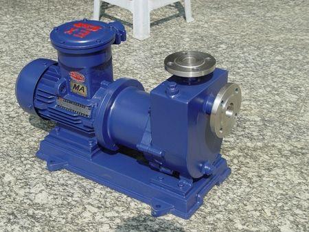 远东CYZ无泄漏不锈钢磁力自吸式油泵
