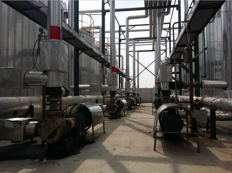 祝贺远东泵业沥青保温泵再次牵手锦州东方雨虹