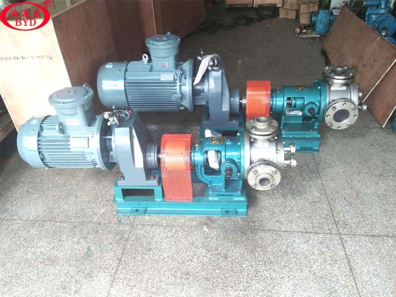 远东泵业NYP110B-RU-T2-W51G不锈钢泵进驻建滔化工集团