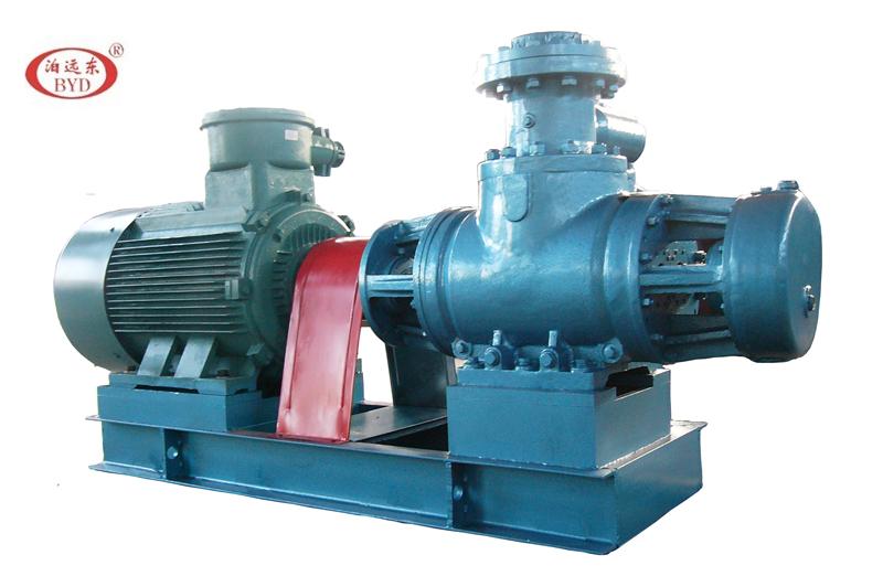 广西东油沥青有限公司原油泵用远东W8.4ZK-67Z3M1W73螺杆泵