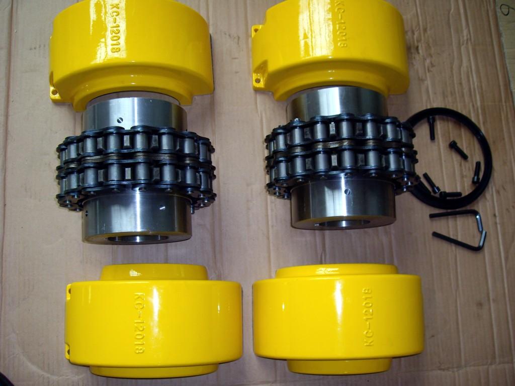 远东高温沥青泵NYPG320配套链轮式重负荷联轴器