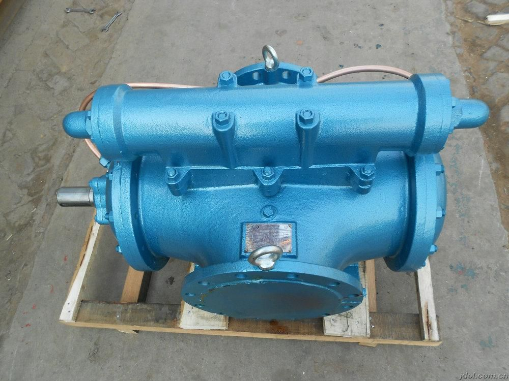 油库用户采购远东3GS160D×3W21卧式大流量螺杆泵输送重油