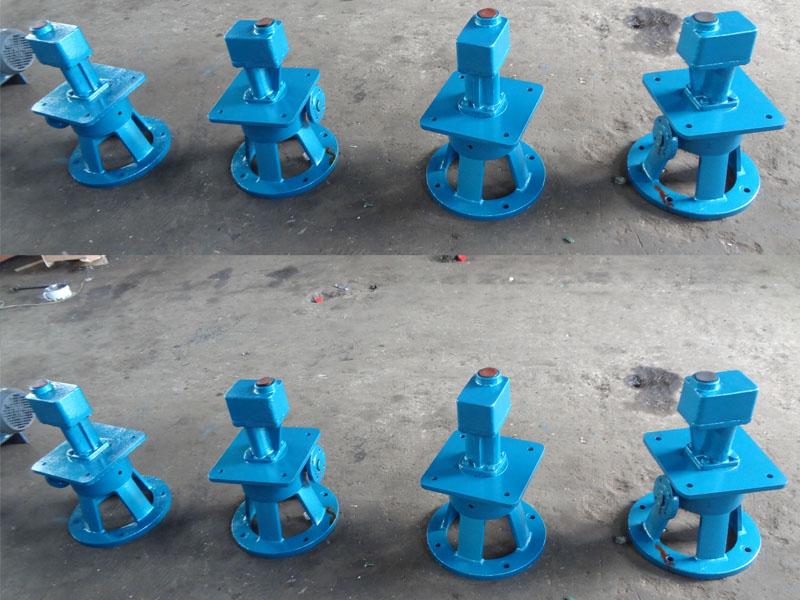 高压调速器油泵3GR36×5C2螺杆泵试验成功
