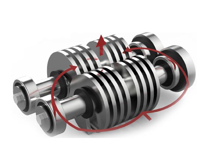 双螺杆沥青泵2GLW-1800全部试验成功,油气混合泵流量压力稳定