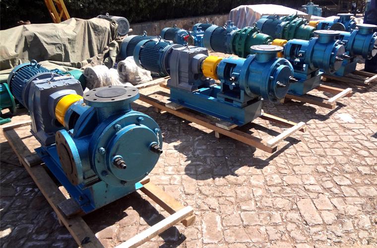 25万吨/年碳电极沥青调质系统7台保温沥青泵选型及技术协议
