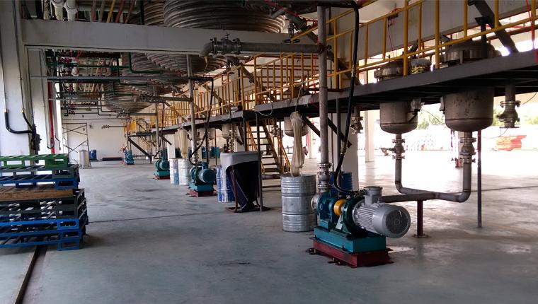 建滔化工集团保温树脂泵二期改造项目全部投产成功