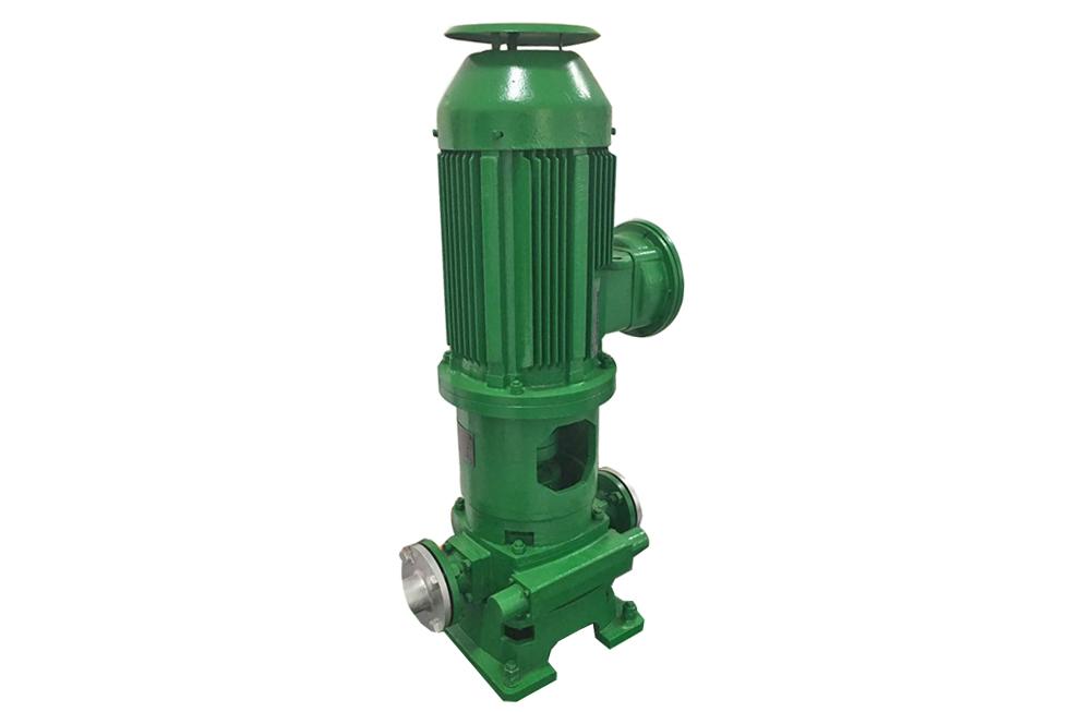 立式卧式滑片泵用于槽车舱底油扫仓