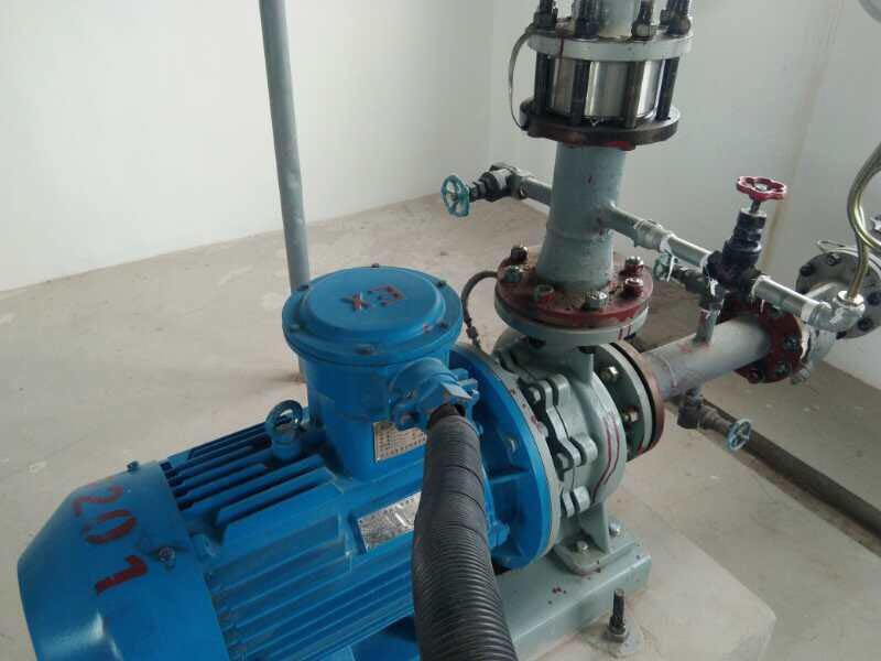 远东牌柴油装车泵HYZC100-200离心油泵30台全部运行成功