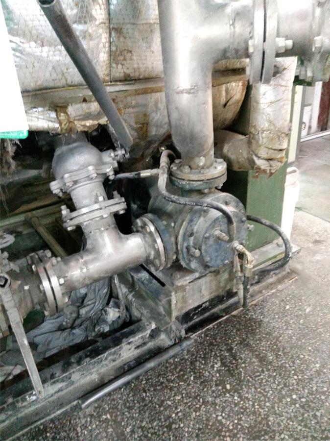 热熔松香泵选择远东NYP110BRUT2JW51保温夹套齿轮泵