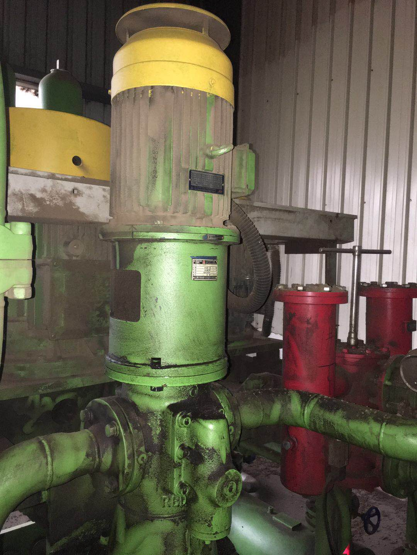 3NS120R54U12.1立式螺杆泵使用9年还正常运行